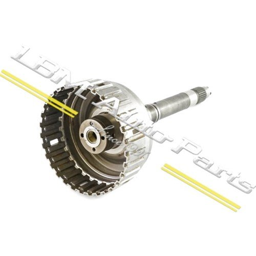 INPUT SHAFT E-CYLINDER ZF5HP19
