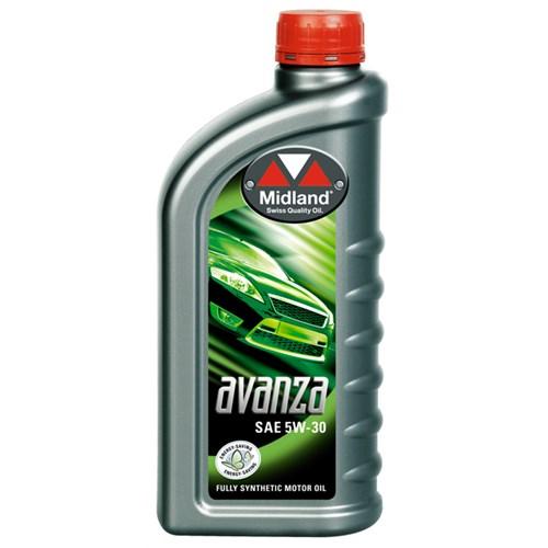 AVANZA MOTOR OIL 5W-30, 1 L