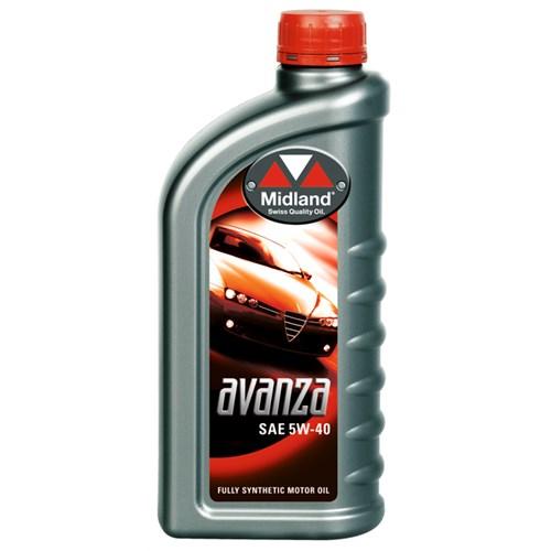 AVANZA 5W-40 MOTOR OIL 1L