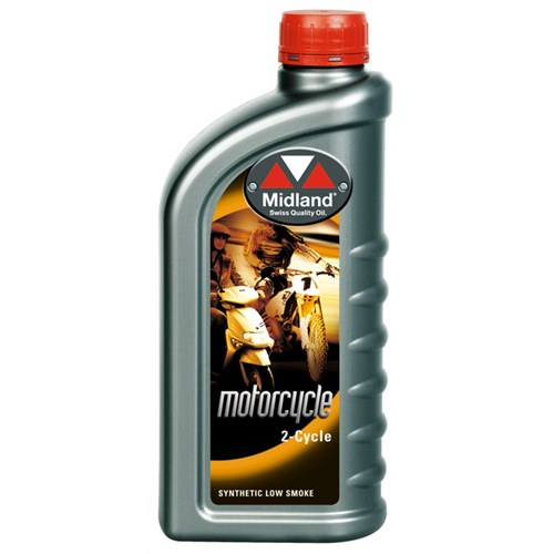 MC 2-CYCLE LOW SMOKE, TWO-STROKE OIL 1L