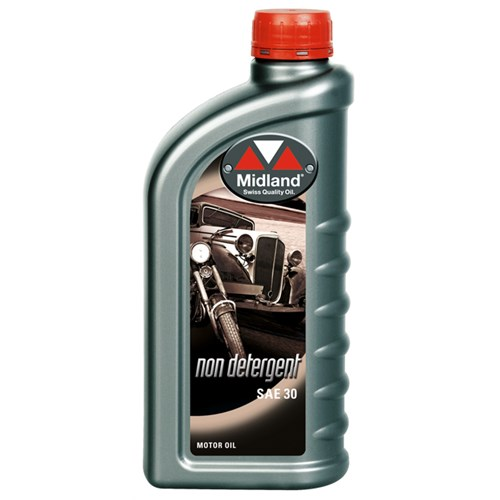 MOTOR OIL FOR VETERAN CARS & MC SAE 30 1L