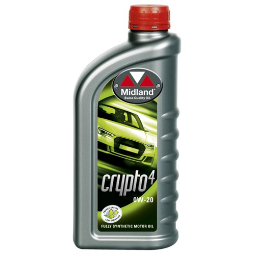 CRYPTO-4 0W-20