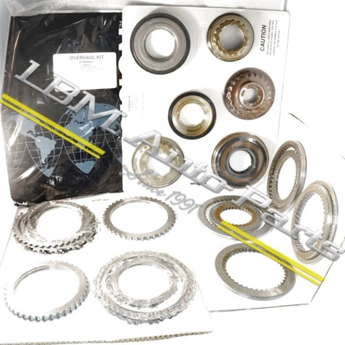 MASTER KIT U150 U151 02-UP WITH PISTONS