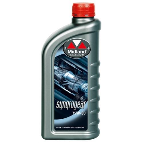 SYNQROGEAR 75W-80 1L