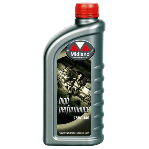 HIGH PERFORMANCE 75W-140, 1L