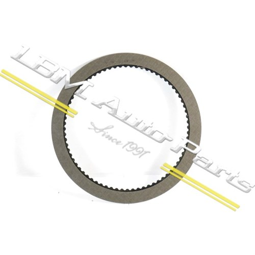 FRICTION C6 E4OD LOW REVERSE INTERNAL TEETH 66-97