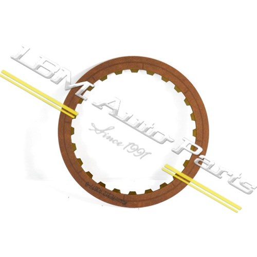 FRICTION E4OD REVERSE CLUTCH INTERNAL TEETH