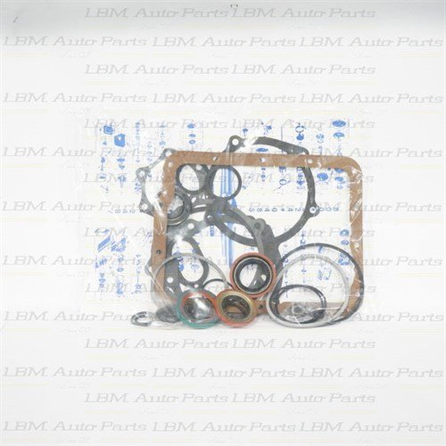 OVERHAUL KIT BW 8-12 FIBER