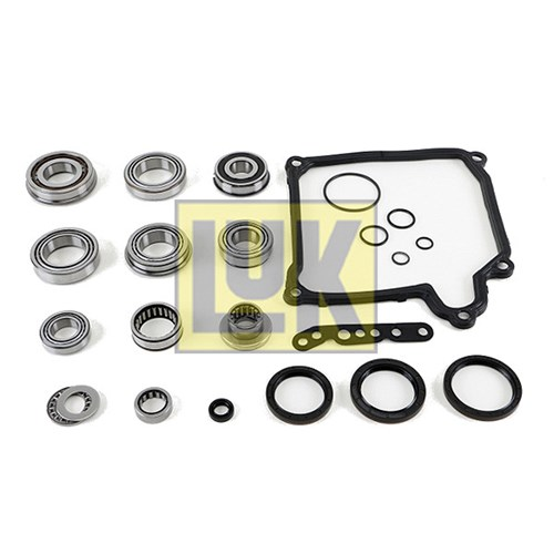 REPAIR KIT DQ250 02E VW DSG 6-SPEED, ONLY 2WD, LUK