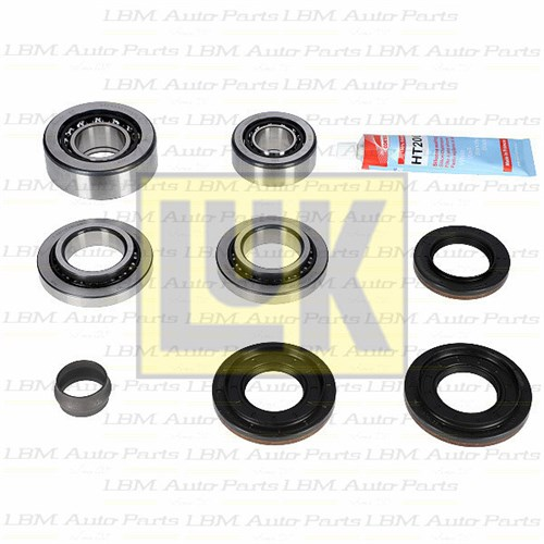 REPAIR KIT REAR DIFFERENTIAL LUK HAG205AL