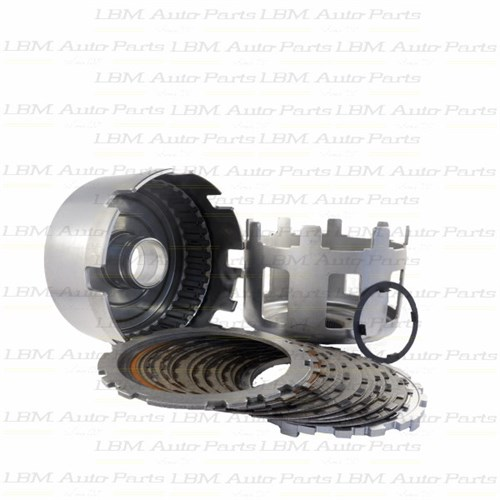 KIT TH700 4L60-SHELL D74624, DRUM A74556B, ZPAK R74100EK 3-4