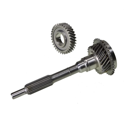 KIT SHAFT + 2ND GEAR MT75 TRANSIT 2.4D 2000-2012