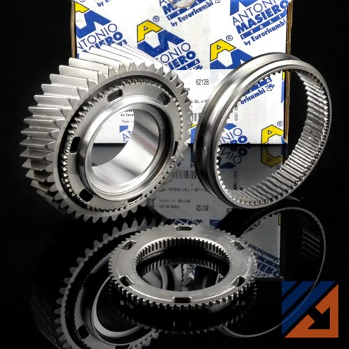 BMW KIT GEAR 1ST+SL+RING GS6-45DZ 6-SPEED