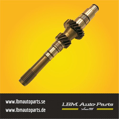 COUNTER SHAFT 0AM VOLKSWAGEN TRANSPORTER T5 6-SPEED