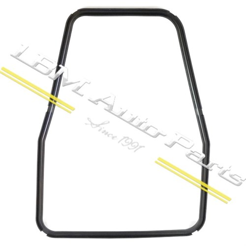 PAN GASKET ZF4HP22/24 RUBBER