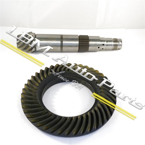 CROWN WHEEL & PINION AUDI MULTITRONIC 7-SPEED