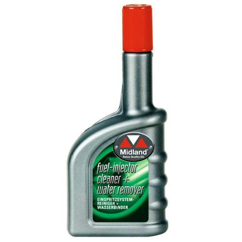 FUEL INJECTOR CLEANER & WATER REMOVAL 375ML