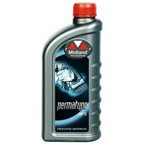 PERMATYPE PRE-MIXCOOLANT 1L