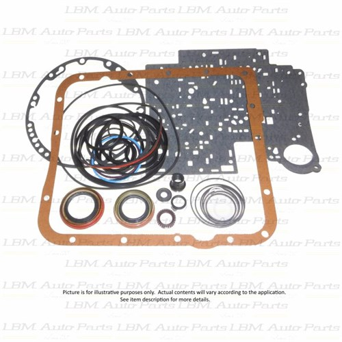 OVERHAUL KIT OH-KIT TH700-R4 82-93 CORK-COMBO