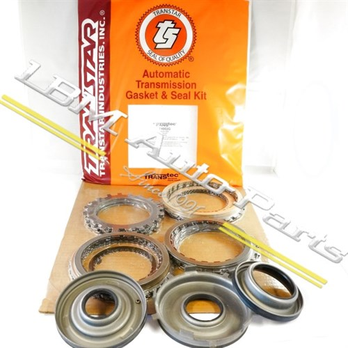 MASTER KIT 4L60E 2004-UP WITH BONDED PISTONS