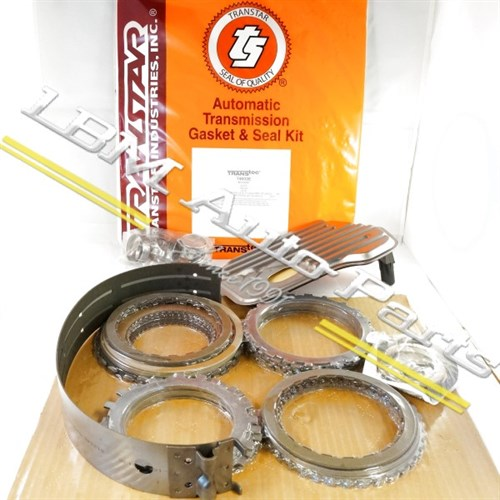 DELUXE KIT 4L60E 93-03 SHALLOW PAN