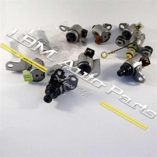 SOLENOID KIT JAG/ROV VW 99-UP JF506