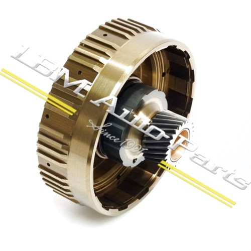 DRUM 4L80E OVERRUN CLUTCH