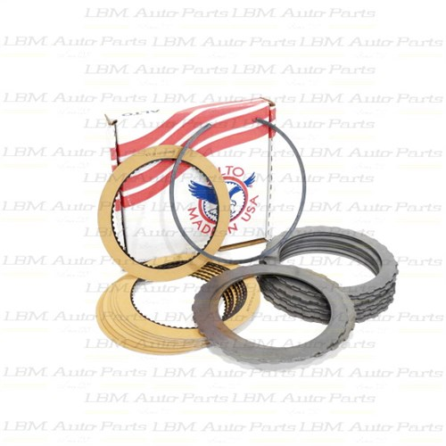 POWERPAK C6/E4OD/4R100 DIR 66-04