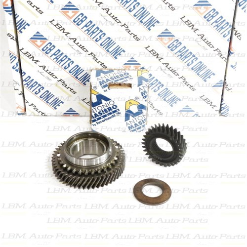 GEAR KIT 5TH 02Z 02A