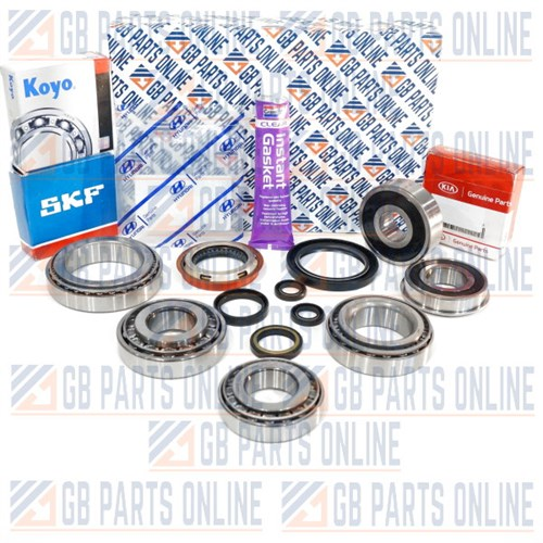 REPAIR KIT KIA HYUNDAI 4WD 1975CC 2.0 MPI 5-SPEED 2009-14