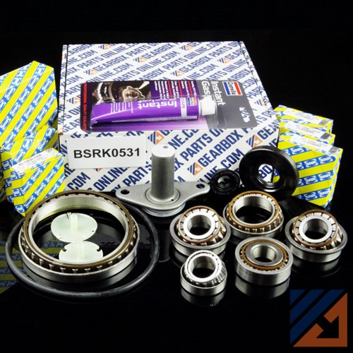 REPAIR KIT JC5 6 TAPER BEARINGS 96-03
