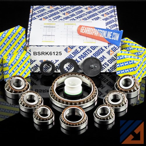 REPAIR KIT PK5 TRAFIC/VIVARO 1.9D 2005-2006 PK5 1.9 2 BOLT