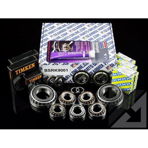 REPAIR KIT OPEL M32 7 BEARING 04-11 NO DIFFERENTIAL BEARINGS