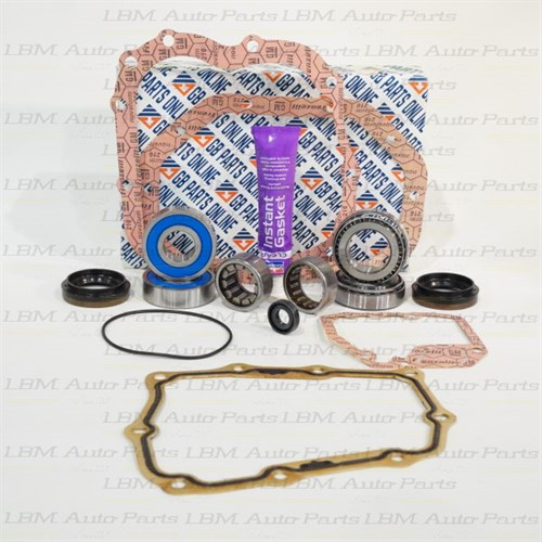 REPAIR KIT OPEL F17 EARLY, TIN END COVER 2000-2010