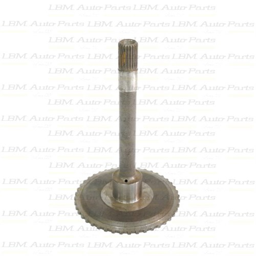 INPUT SHAFT SHORT SPLINES BW35