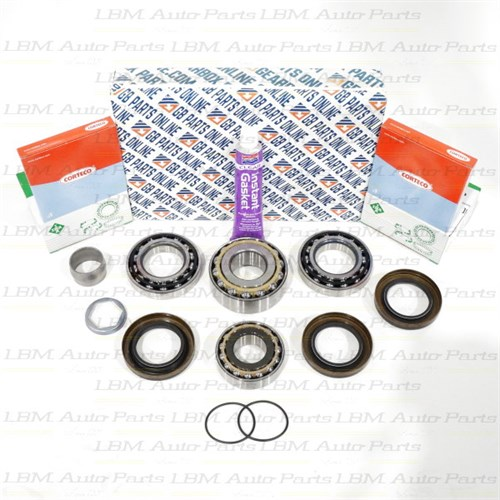 REPAIR KIT FRONT DIFFERENTAIL BMW X-DRIVE 2004-UP