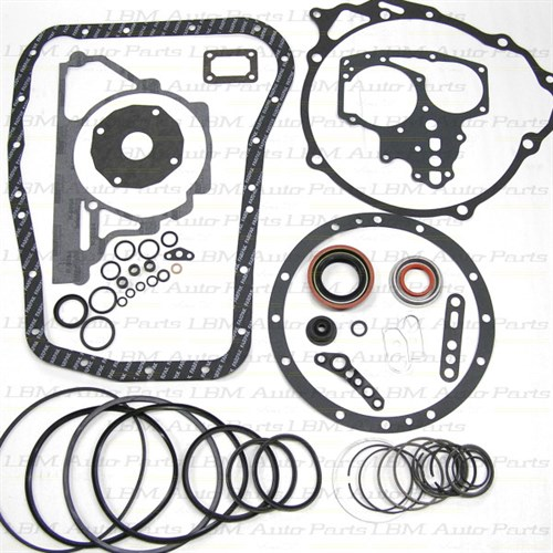 OVERHAUL KIT ROTO 10 61-64