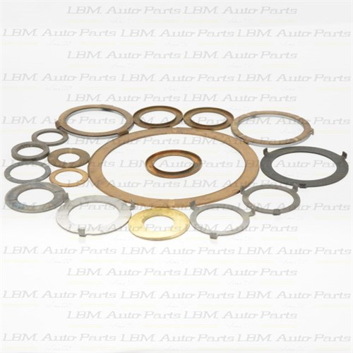 THRUST WASHER KIT DYNAFLOW 1956-1963