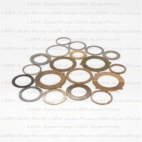 THRUST WASHER KIT JETAWAY 1957-1964