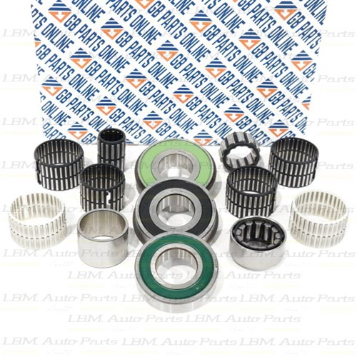BEARING KIT BMW GS6-17DG/GS6-17BG WITHOUT SEALS
