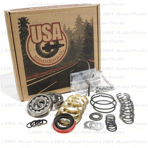 HD REPAIR KIT W SYNCRO MUNCIE M20 63-65 M21 & M22 66-74