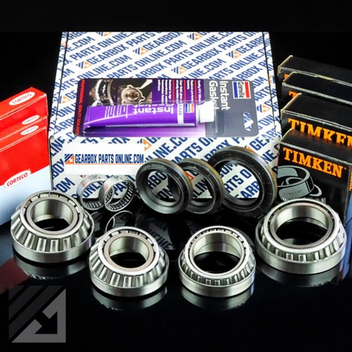 BEARING KIT REAR DIFF, NON LOCKING LAND ROVER DISCOVERY 3/4