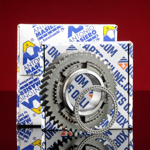 GEAR KIT 1ST, M32 OPEL, GEAR WITH BEARING