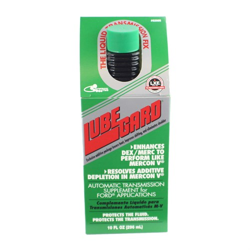 GREEN LUBEGUARD TRANS SUPPLEMENT