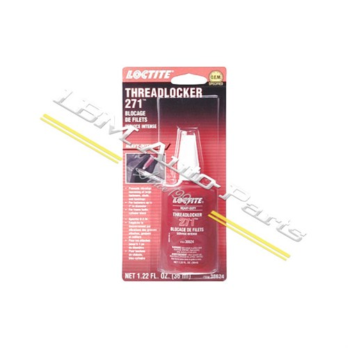 THREADLOCKER; #271 (RED) HIGH