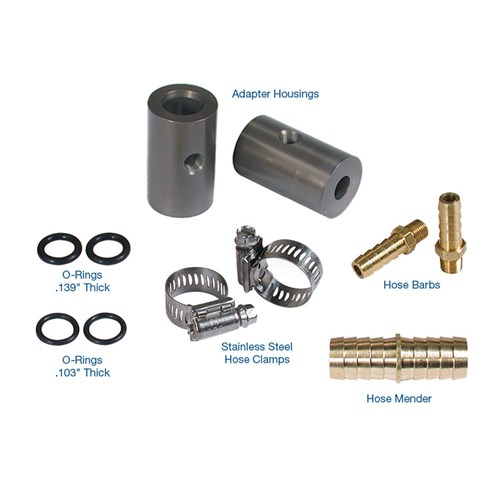 REMOTE TRANSMISSION COOLER ADAPTER KIT