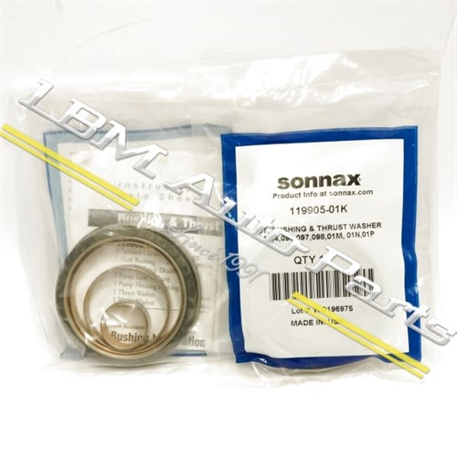 BUSHING & THRUST WASHER KIT, 01N,M,P & 096,097 & 098