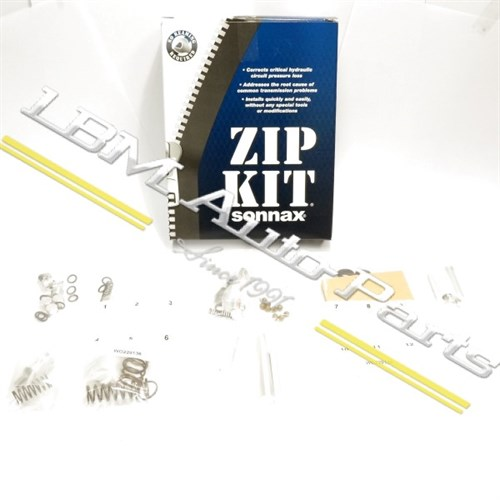 ZIP KIT GM 6T70