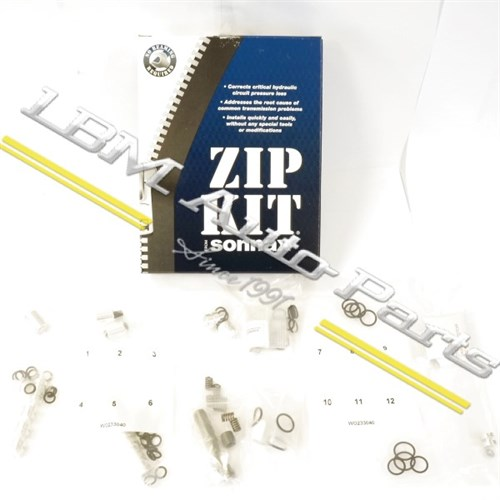ZIP KIT ZF 6HP GENERATION 2