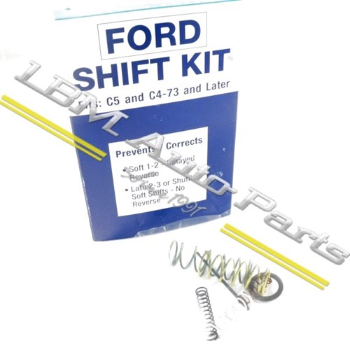 TRANSGO SHIFT KIT C4 C5 73-86